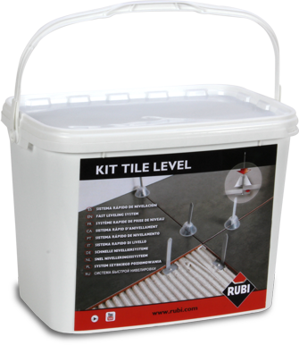 Rubi zestaw do poziomowania płytek Tile Level Quick